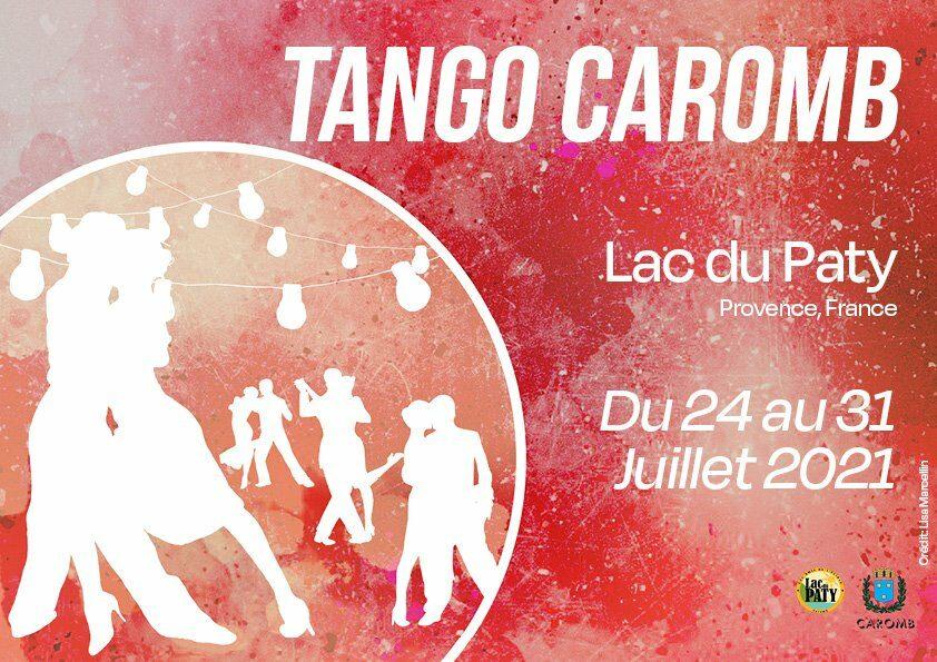 Tango au Lac du Paty 2021